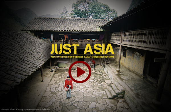 AHRC TV: Marking International Human Rights Day and other stories in JUST ASIA, Episode 151