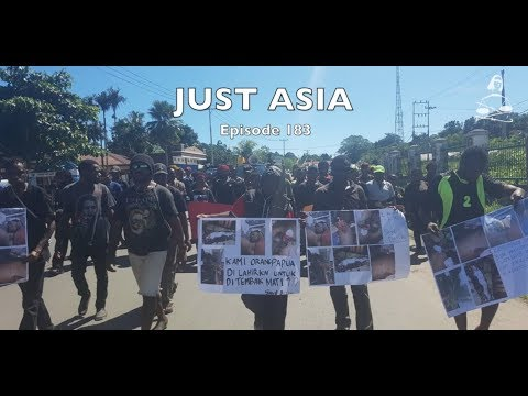 AHRC TV: Bangladesh police arrest persons in rape of teenager and other stories in JUST ASIA, Episode 183