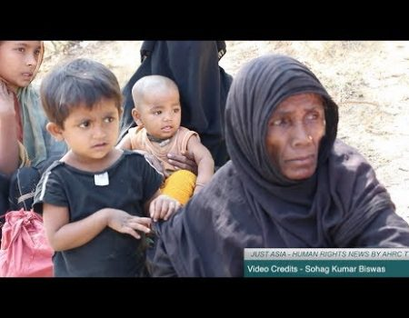 AHRC TV: Rohingya flee more violence in Rakhine and other stories in JUST ASIA, Episode 186
