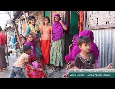 AHRC TV: UN Security Council urges Burma to end Rohingya violence and other stories in JUST ASIA, Episode 196