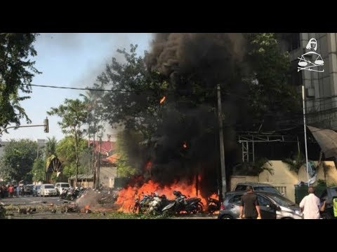 AHRC TV: Terror attacks in Indonesia and other stories in JUST ASIA, Episode 221