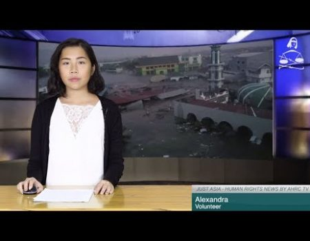 AHRC TV: Over a thousand deaths in Indonesia earthquake and other stories in JUST ASIA, Episode 237