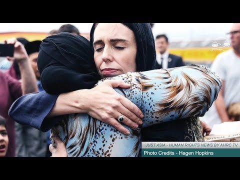 AHRC TV: Message of solidarity for New Zealand shootings and other stories in JUST ASIA, Episode 252