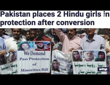 AHRC TV: Pakistan court places Hindu girls in protection and other stories in JUST ASIA, Episode 253