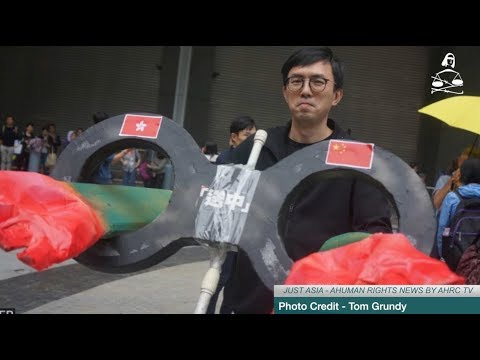 AHRC TV: Hong Kong goes ahead with extradition law and other stories in JUST ASIA, Episode 255