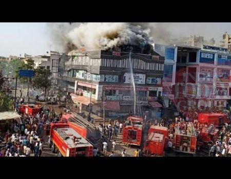 AHRC TV: Indian building safety violations lead to deaths in fire and other stories in JUST ASIA, Episode 259